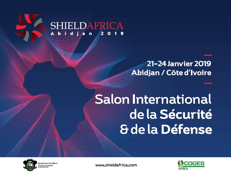 COGES - home page - Affiche ShieldAfrica 2019