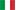 Page Contact - drapeau langue italie 16x10